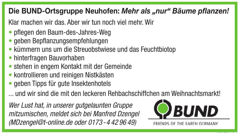 BUND-Ortsgruppe Neuhofen