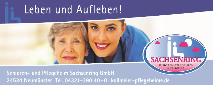 Senioren- und Pflegeheim Sachsenring GmbH