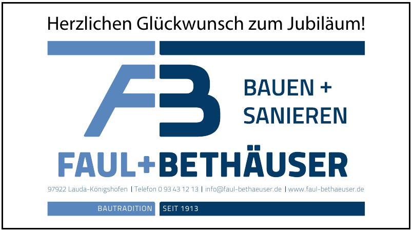 Faul + Bethäuser Bauen + Sanieren