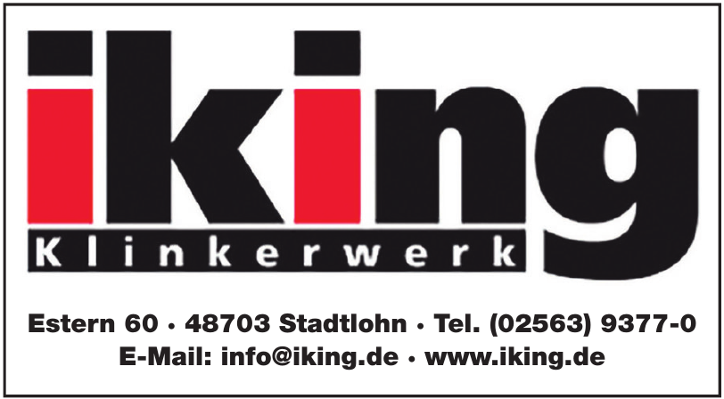 iking Klinkerwerk