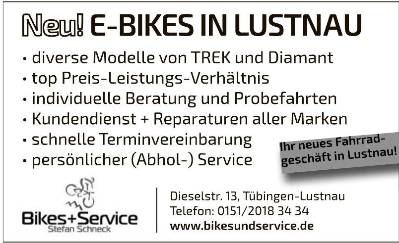 Bikes + Service Stefan Schneck