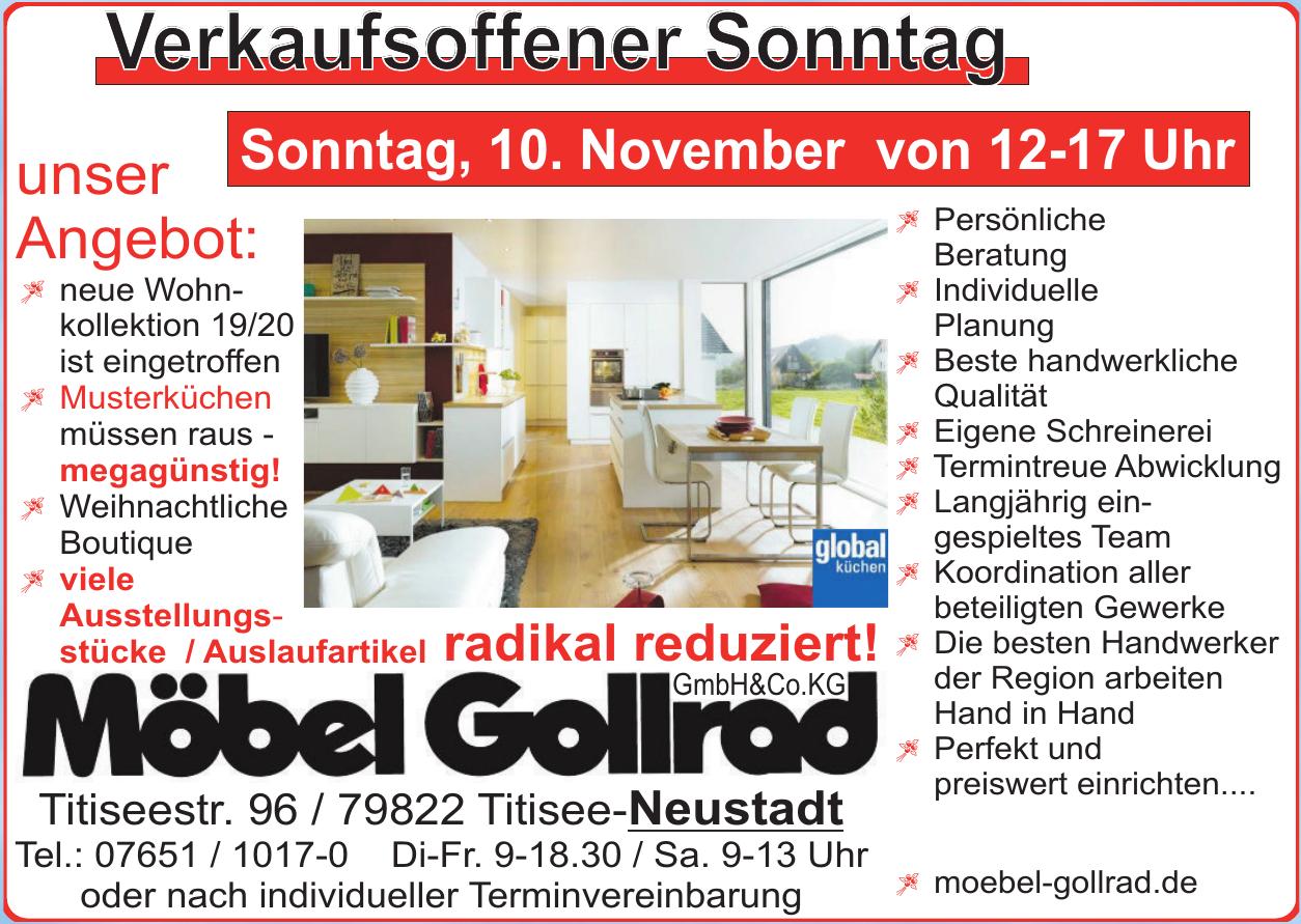 Möbel Gollrad GmbH & Co.KG