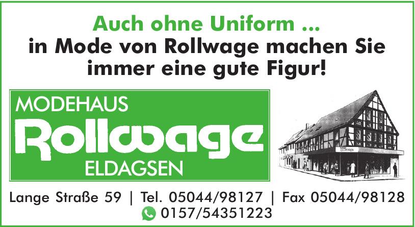 Modehaus Rollwage Eldagsen
