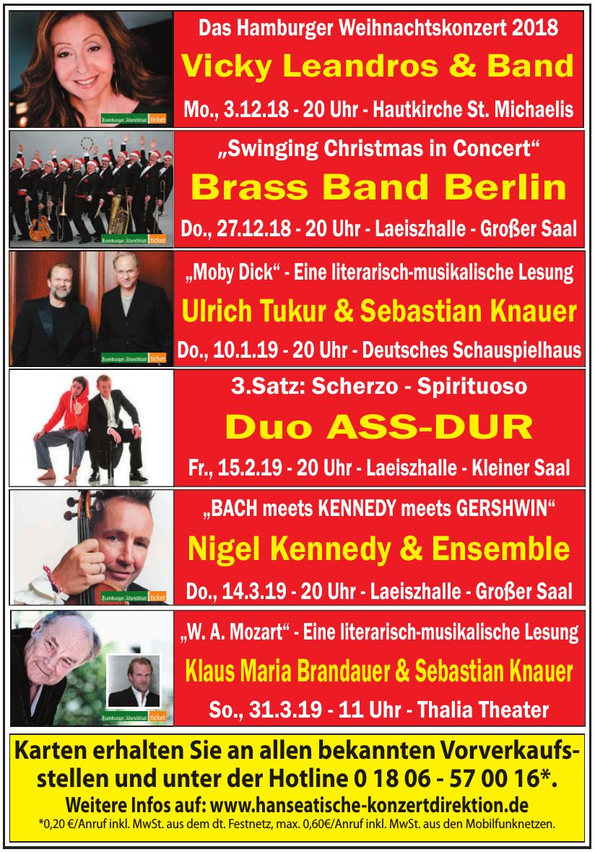 Hanseatische Konzertdirektion
