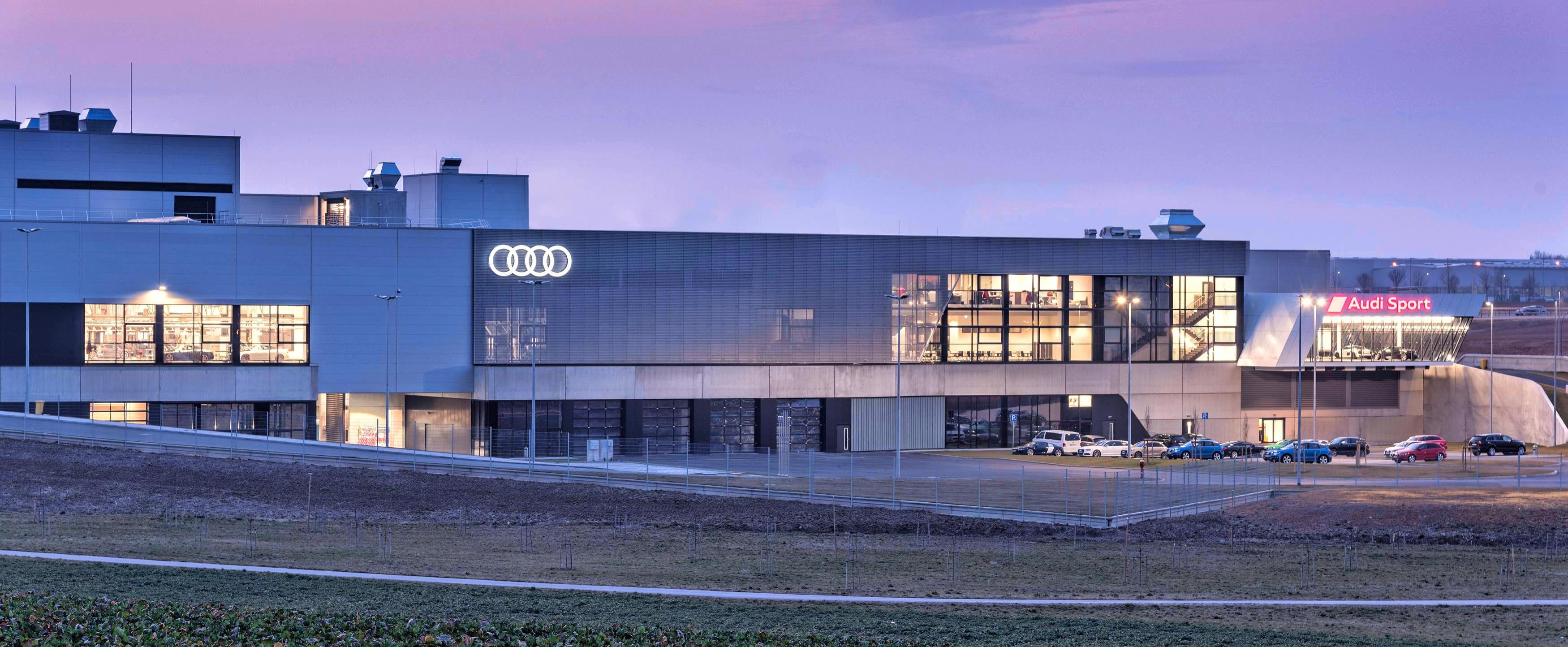 Bei Audi Neckarsulm wurde jetzt das zweite Jahr des Inklusionsmodells beendet. Elf Schülerinnen und Schüler erhielten ein Teilnahme-Zertifikat. Foto: privat