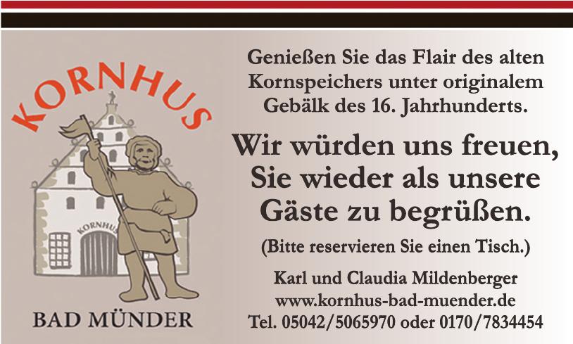 Kornhus - Bad Münder