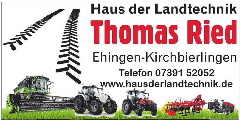 Thomas Ried