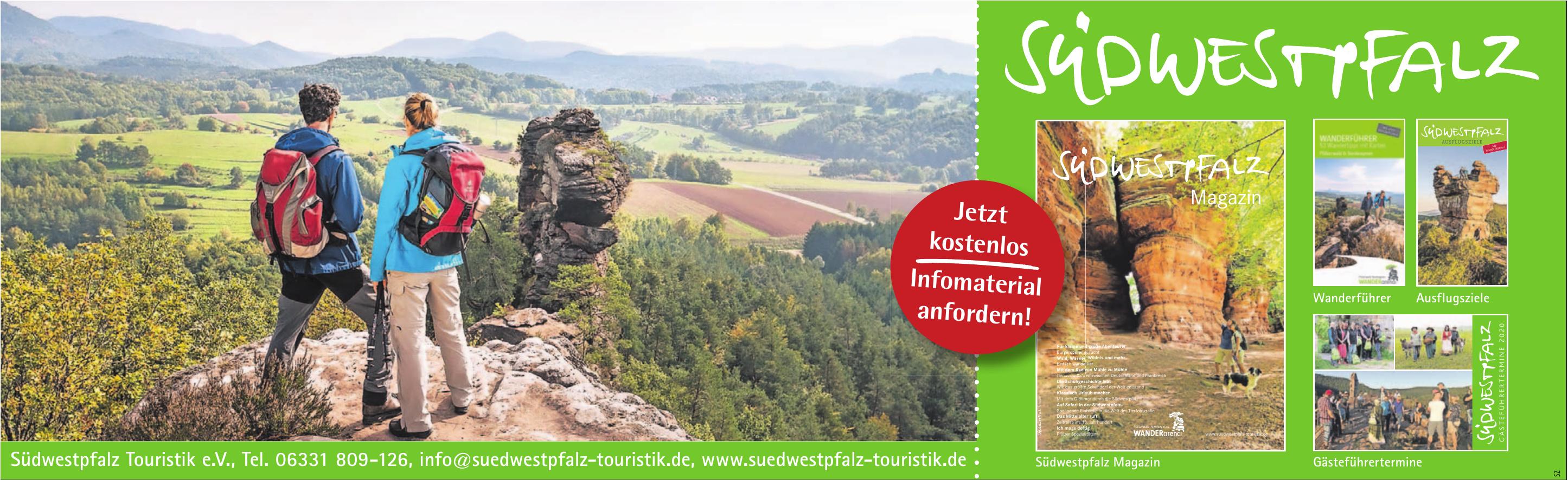 Südwestpfalz Touristik e.V.