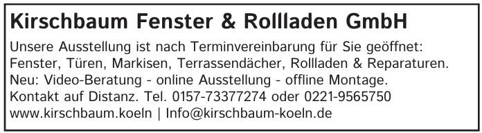Kirschbaum Fenster & Rollladen GmbH