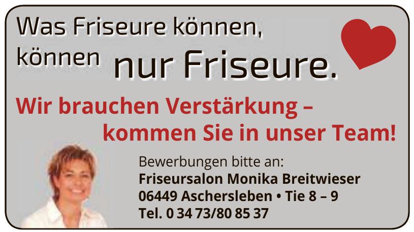 Friseursalon Monika Breitwieser