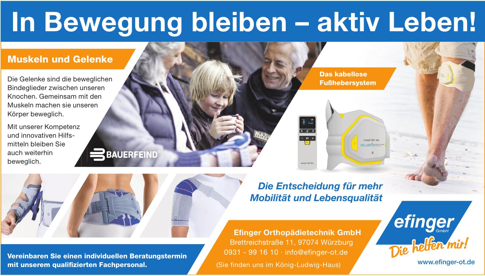 Efinger Orthopädietechnik GmbH