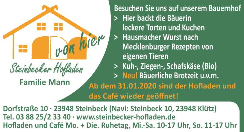 Steinbecker Hofladen