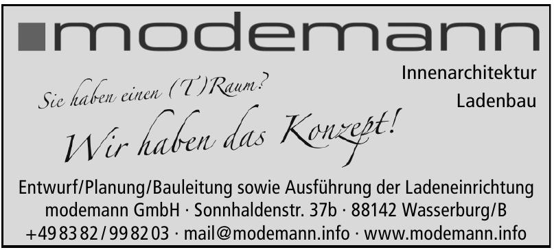 modemann GmbH