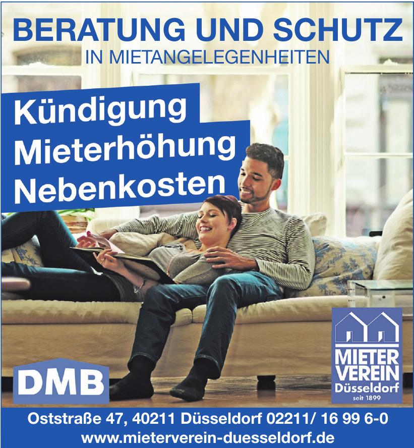 Mieterverein Düsseldorf