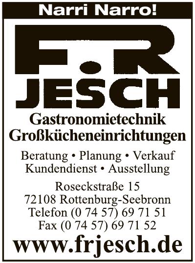 FR Jesch