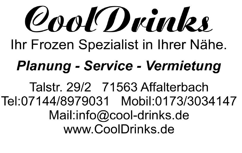 CoolDrinks