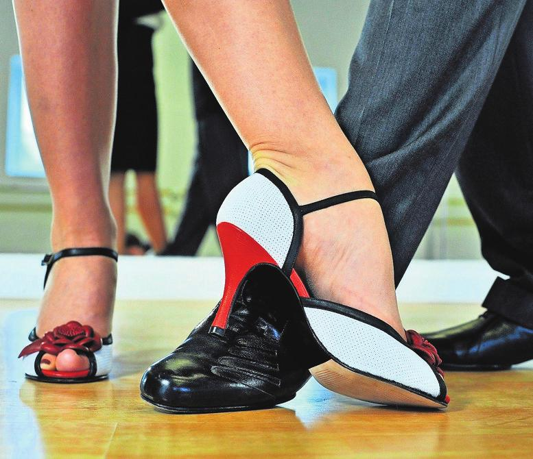 Das Angebot ist breit, für diejenigen, die das Tanzbein schwingen möchten.