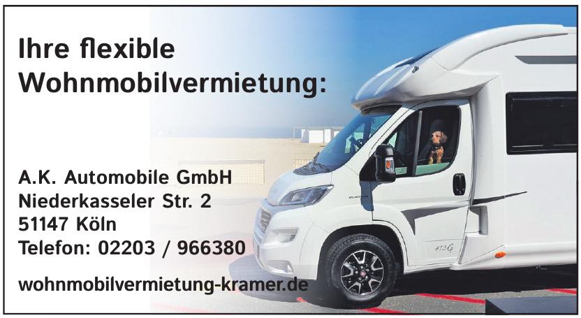 A.K. Automobile GmbH