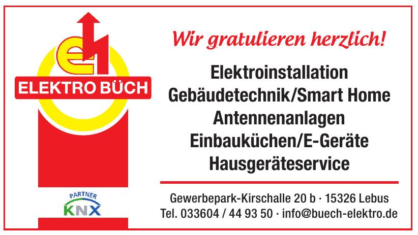 Elektro Büch