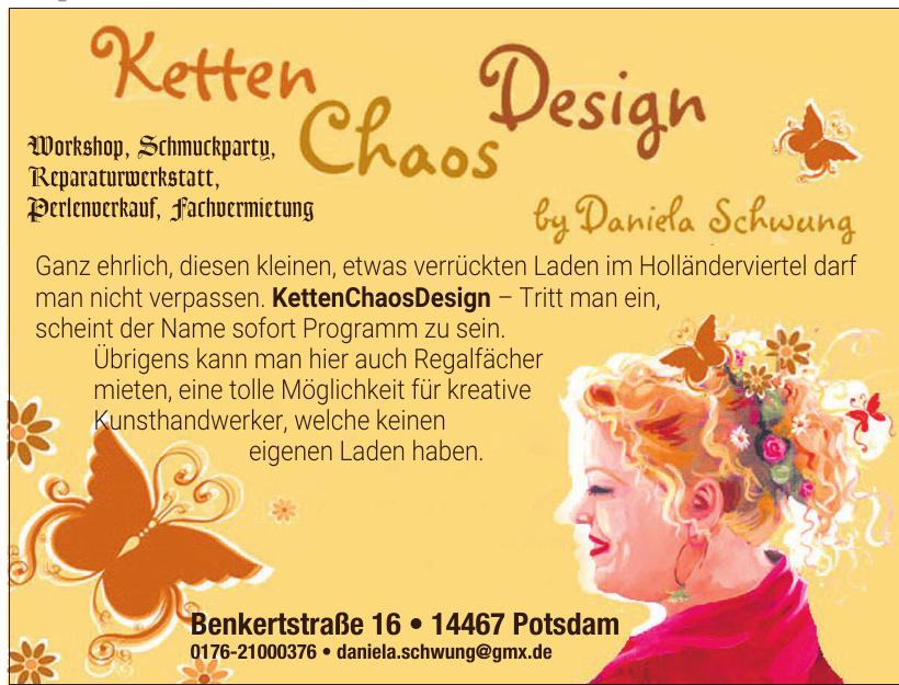 Ketten Chaos Design by Daniela Schwung