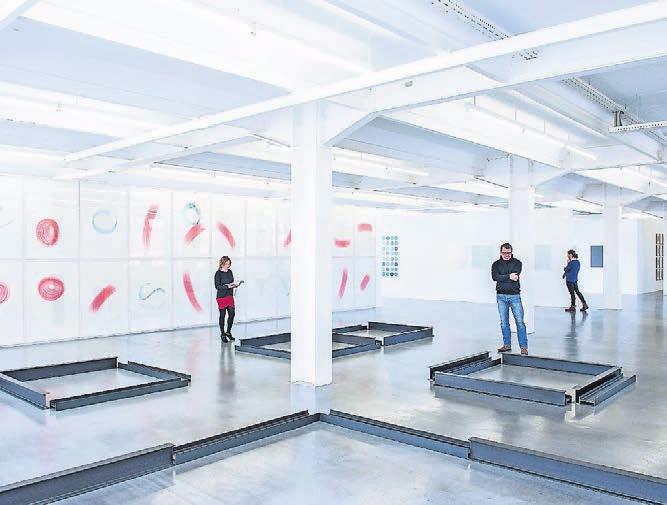 Das Kunstmuseum Reutlingen bietet außergewöhnliche Ausstellungen. Foto: Markus Gauß