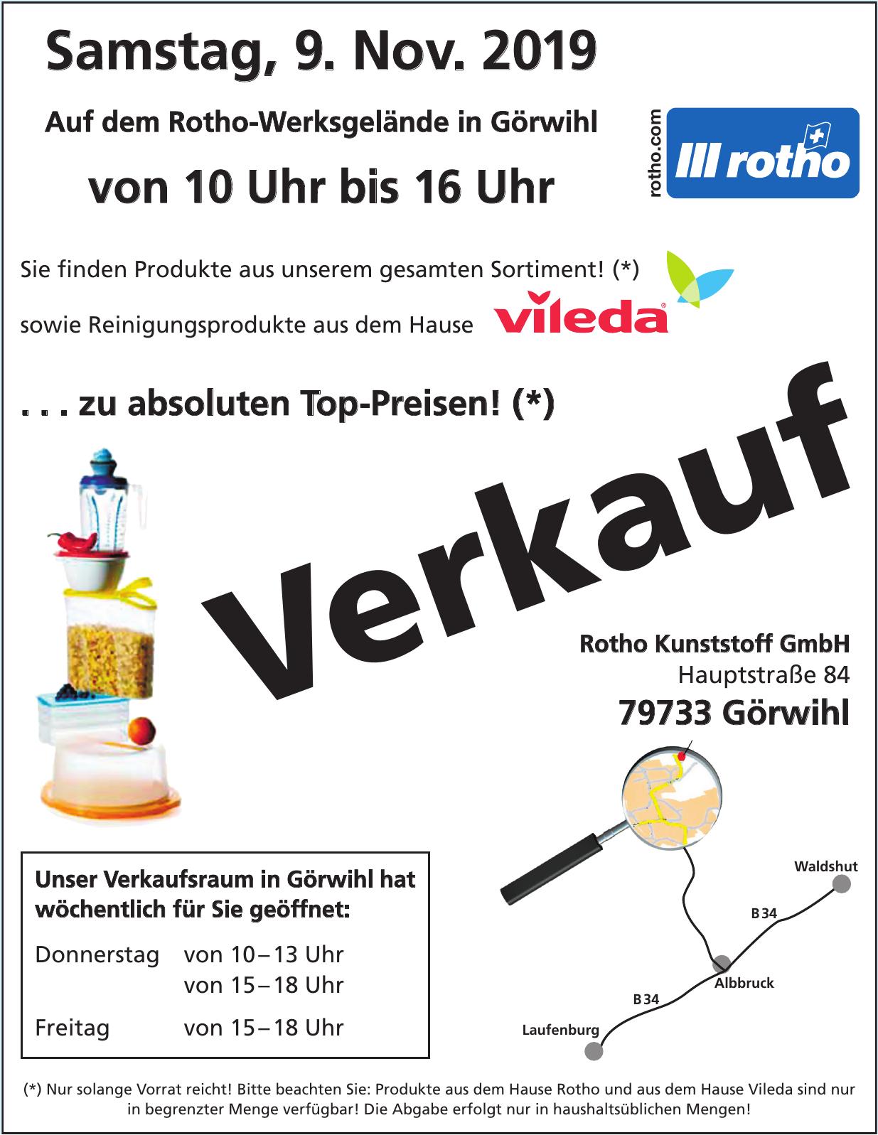 Rotho Kunststoff GmbH
