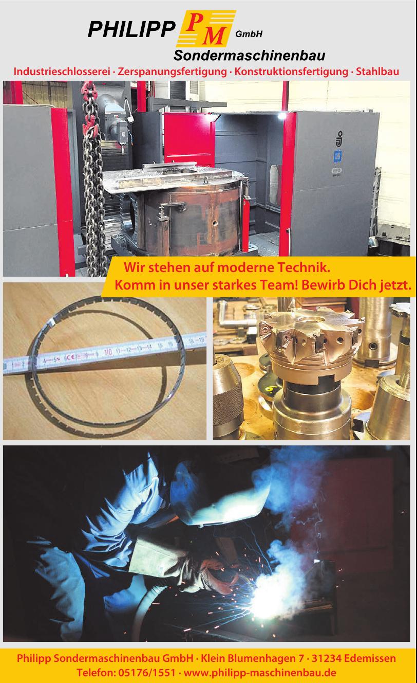 Philipp Sondermaschinenbau GmbH
