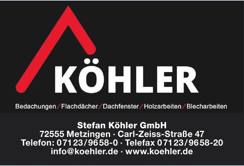 Stefan Köhler GmbH