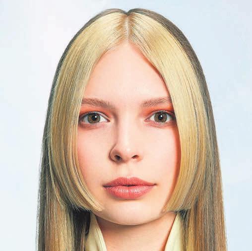Voll im Trend: Face Framing.