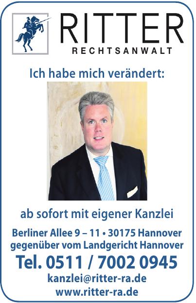 Rechtsanwaltskanzlei Arne Ritter