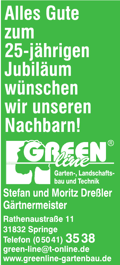 Greenline Gartenbau