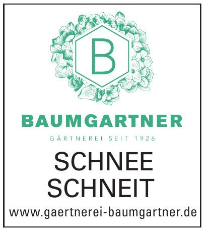Gärtnerei Baumgartner