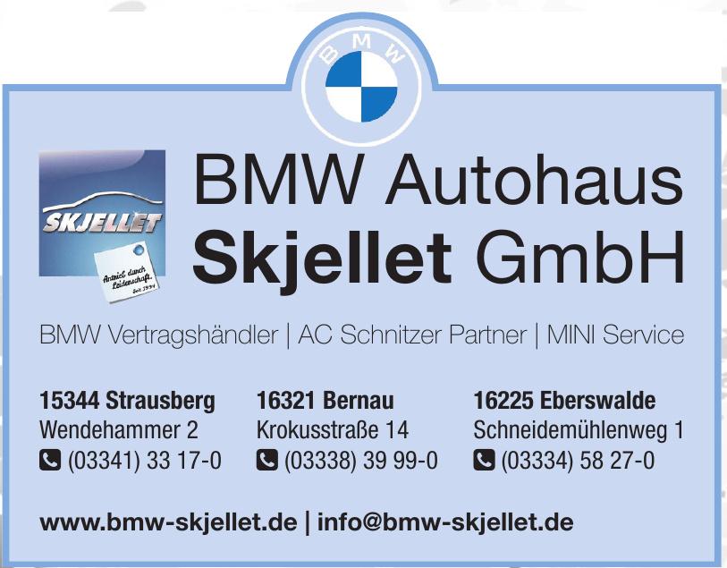 Autohaus Skjellet GmbH