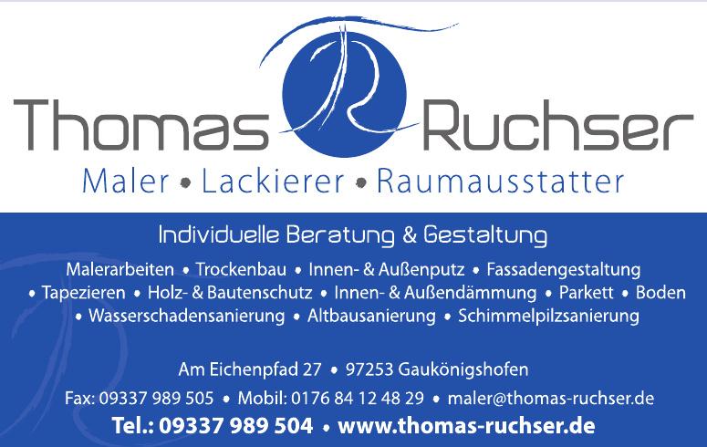 Thomas Ruchser