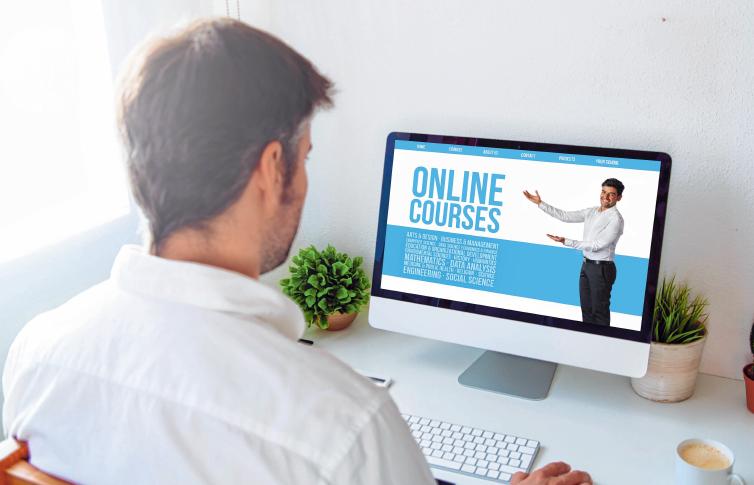 SOLE e.V. setzt auf Online Training. Fotos und Grafiken: Geschäfte, Dienstleister, privat