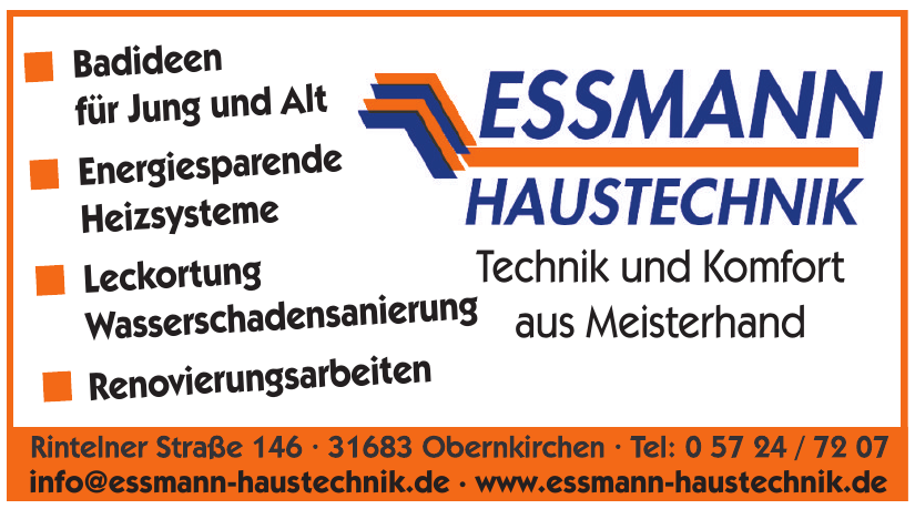 Essmann Haustechnik