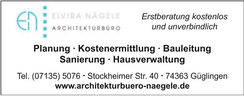 Elvira Nägele Architekturbüro