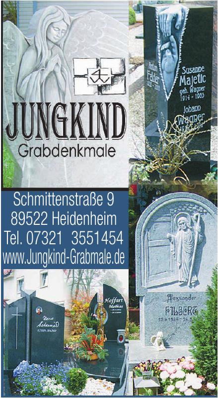 Jungkind Grabmale