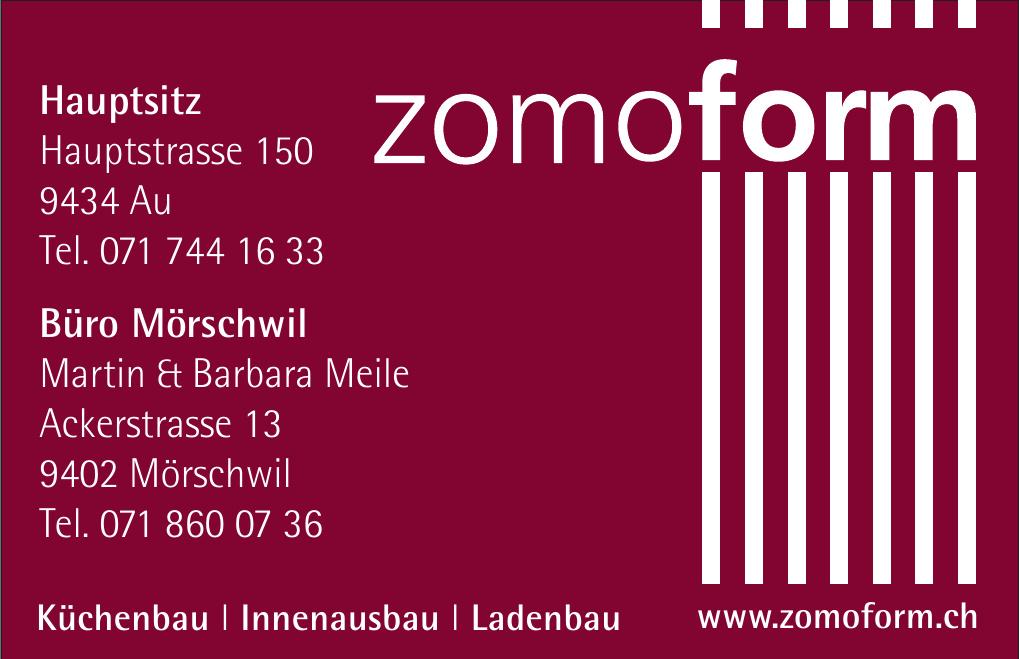 Zomoform