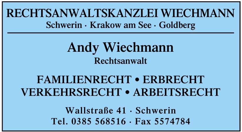Rechtsanwaltskanzlei Wiechmann