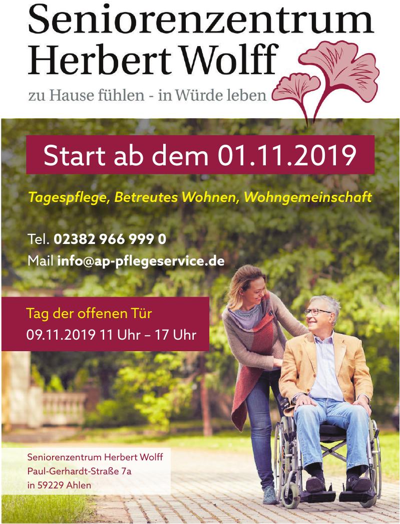 Seniorenzentrum Herbert Wolff
