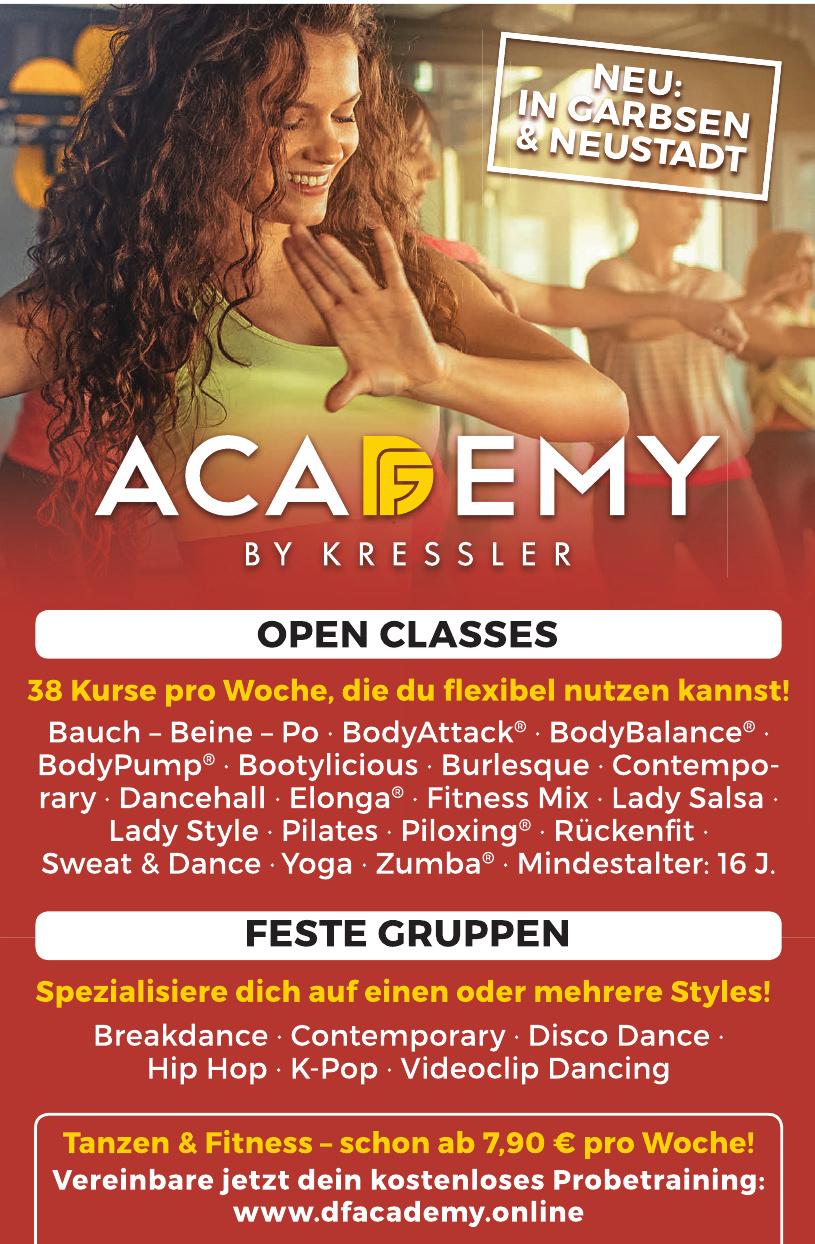 Academy bei Kressler
