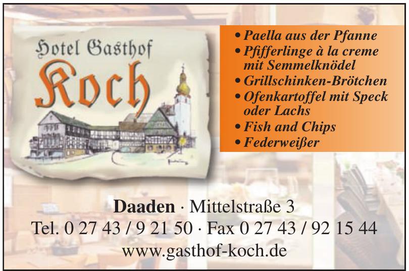 Hotel Gasthof Koch