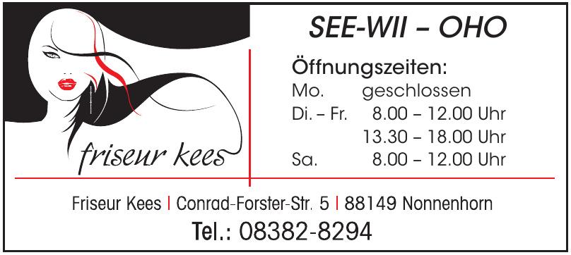 Friseur Kees