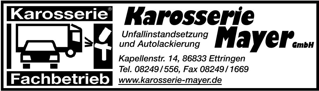 Karosserie Mayer GmbH