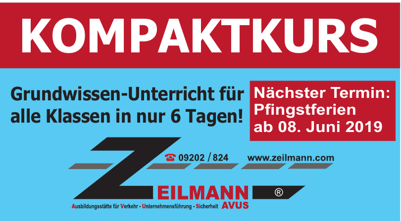 Fahrschule Zeilmann AVUS