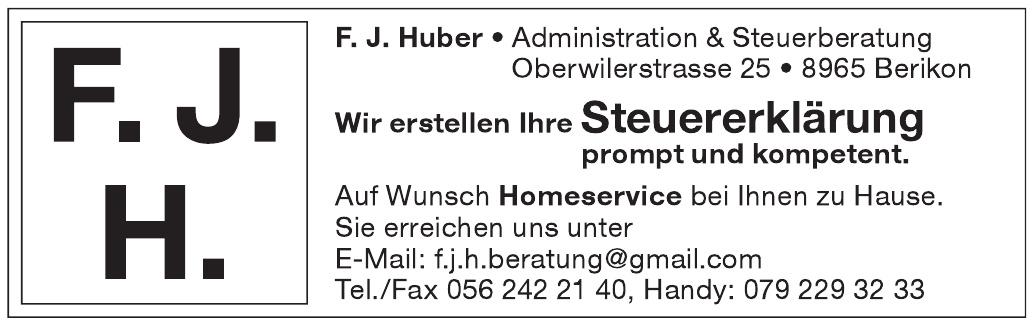 F.J. Huber
