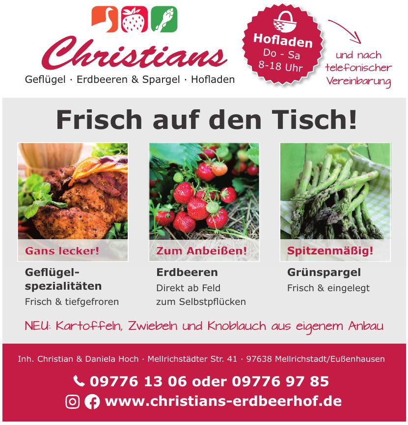 Christians Edrbeerhof