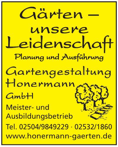 Gartengestaltung Honermann GmbH