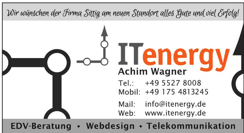 ITenergy Achim Wagner